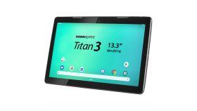 "Таблет HANNspree Pad Titan 3, 13.3"", Octa Core 1.5Ghz, 2GB RAM, 16GB, Wi-Fi, Bluetooth, Full HD, Черен"