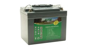 Оловна Батерия Haze HZY12-33, 12V / 33 (36) Ah- 195 / 130 / 160 mm GEL