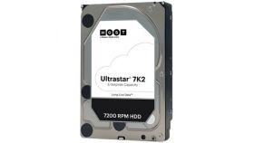 HDD Server HGST Ultrastar 7K2 (3.5'', 1TB, 128MB, 7200 RPM, SATA 6Gb/s) SKU: 1W10001