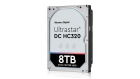 HDD Server WD/HGST Ultrastar 7K8 (3.5'', 8TB, 256MB, 7200 RPM, SATA 6Gb/s, 512E SE), SKU: 0B36404