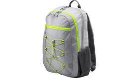 HP 39,62cm Active Backpack grau/gelb