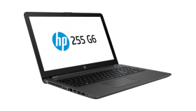 HP 255 G6 AMD E2-9000e APU with AMD Radeon™ R2 Graphics (1.5 GHz, up to 2 GHz, 1 MB cache, 2 cores)  15.6 HD 4 GB DDR4-1866 SDRAM (1 x 4 GB) 500 GB 5400 rpm  HDD DVD/RW,1 year warranty
