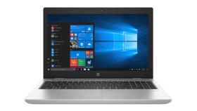 HP ProBook 650 G4 Intel Core i3-8130U 15.6 FHD AG LED   8GB (1x8GB) DDR4 2400 256GB PCIe NVMe Value SSD FPR Webcam  DVD/RW VGA port Win 10 Pro 64 3 Cell