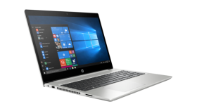 """HP ProBook 450 G6 Intel® Core™ i5-8265U with Intel® UHD Graphics 620 (1.6 GHz base frequency, up to 3.9 GHz with Intel® Turbo Boost Technology, 6 MB cache, 4 cores)15.6""""diagonal FHD IPS eDP anti-glare LED-backlit, 220 cd/m?, 67% sRGB (1920 x 1080) 8"""