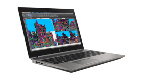 """HP Zbook 15 G5 Intel® Core™ i7-8750H (2.2 GHz base frequency, up to 4.1 GHz with Intel® Turbo Boost Technology, 9 MB cache, 6 cores) 15.6"""" FHD IPS anti-glare LED-backlit with ambient light sensor, 400 cd/m? (1920 x 1080) 16 GB DDR4-2666 SDRAM (1 x 16"""
