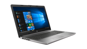 HP 250G7 Intel® Core™ i5-8265U with Intel® UHD Graphics 620 (1.6 GHz base frequency, up to 3.9 GHz with Intel® Turbo Boost Technology, 6 MB cache, 4 cores)  15 FHD AG 8 GB DDR4-2400 SDRAM (1 x 8 GB) 256 GB PCIe® NVMe™ M.2 SSD DVD/RW HP Long Life 3-ce