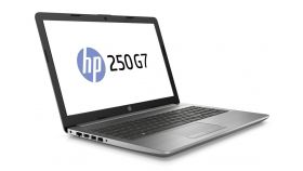 HP 250G7 Intel® Celeron® N4000 with Intel® UHD Graphics 600 (1.1 GHz base frequency, up to 2.6 GHz burst frequency, 4 MB cache, 2 cores)  15 FHD AG 4 GB DDR4-2400 SDRAM (1 x 4 GB) 1 TB HDD SATA DVD/RW HP Long Life 3-cell FREE DOS,2 Years warranty