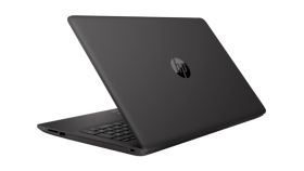 """HP 250G7 Intel® Celeron® N4000 with Intel® UHD Graphics 600 (1.1 GHz base frequency, up to 2.6 GHz burst frequency, 4 MB cache, 2 cores) 8 GB DDR4-2400 SDRAM (1 x 8 GB) 256 GB M.2 SATA SSD DVD/RW 15"""" HD AG FREE DOS,2 Years warranty"""