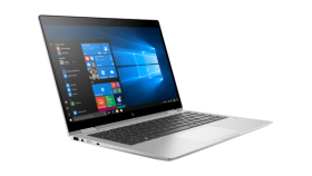 """HP EliteBook x360 1040 G6 Intel® Core™ i7-8565U with Intel® UHD Graphics 620 (1.8 GHz base frequency, up to 4.6 GHz with Intel® Turbo Boost Technology, 8 MB cache, 4 cores)14 16 GB DDR4-2666 SDRAM (1 x 16 GB) 512 GB PCIe® NVMe™ M.2 SSD 14"""" FHD IPS an"""