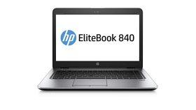 HP EliteBook 840 G3 Intel Core i7-6600U 14 LED FHD RAM 16GB (2x8GB) 2133 DDR4 256GB M2 SATA-3 SSD Windows 7 pro,3 years warranty