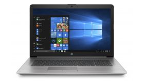 "Лаптоп HP ProBook 470 G7, Intel Core i5-10210U, 8GB DDR4, 512Gb PCIe NVMe SSD, FHD 17.3"" IPS, Win 10 Home, Сребрист"