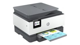 HP OfficeJet Pro 9010e All-in-One A4 Color USB 2.0 Ethernet Wi-Fi Print Copy Scan Fax Inkjet 22ppm Instant Ink Ready
