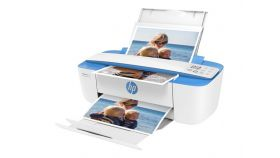 HP DeskJet 3750 All-in-One A4 Color USB 2.0 Wi-Fi Print Copy Scan Inkjet 5.5ppm