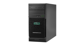 HPE ML30 G10,Xeon E-2124 4C, 8GB-U, S100i, 4LFF NHP, 350W PS, Entry Server