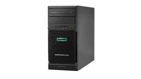 HPE ML30 G10,Xeon E-2134 4C, 16GB-U, S100i, 4LFF SATA, 500W RPS, Performance Server/TV