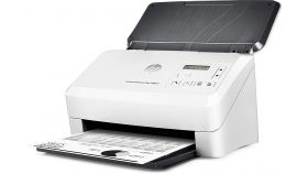 Скенер HP ScanJet Pro 3000 s3 Sheet-feed+ З Години Безплатна Гаранция при регистрация