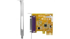 N1M40AA PCIE X1 PARALLEL PORT