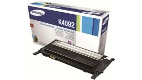 Консуматив Samsung CLT-K4092S Black Toner Cartridge (up to 1 500 A4 Pages at 5% coverage)* CLP-310/CLP-315/CLX-3170/CLX-3175 Series