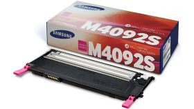 Консуматив Samsung CLT-M4092S Magenta Toner Crtg (up to 1 000 A4 Pages at 5% coverage)* CLP-310/CLP-315/CLX-3170/CLX-3175 Series