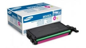 Консуматив Samsung CLT-M5082L H-Yield Magenta Crtg (up to 4 000 A4 Pages at 5% coverage)**