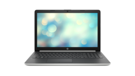"""HP Notebook 15 Intel® Core™ i3 8145U (2,1 GHz up to 3,9 GHz with Intel® TurboBoost, 4 MB cache, 2 cores) 8 GB DDR4-2400 SDRAM (1 x 8 GB) 512 GB PCIe® NVMe™ M.2 SSD 15,6"""" FHD Antiglare FREE DOS,Natural Silver,2 years warranty"""