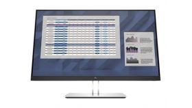 HP E27 G4 27inch IPS FHD 1920x1080 16:9 Display Port HDMI VGA 5xUSB 3yr