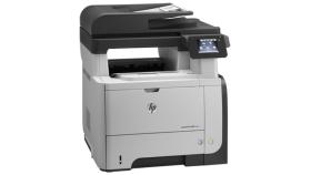 HP LaserJet Pro M521dw A4 MFP Monochrome USB2.0 MFP Laser Print Scan Copy Fax 40 ppm (P)