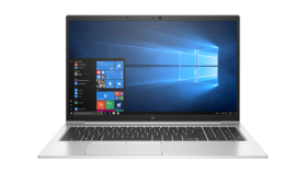 HP EliteBook 850 G7 Intel Core i5-10210U 8GB 1D DDR4 2666 256GB PCIe NVMe Value  15.6 FHD AG UWVA 400 HD + IR  Windows 10 pro 64  Ba
