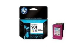 HP 901 3-COLOUR OFFICEJET INK CARTR.