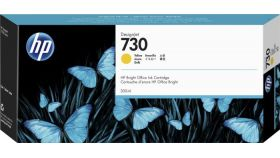 HP 730 300 ml Yellow Ink Cartridge