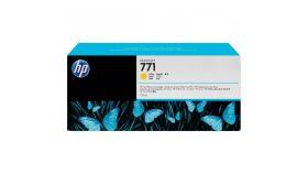 Консуматив HP 771C 1-pack Original Ink Cartridge; Yellow;  ; HP DesignJet Z6200