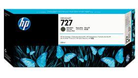 Консуматив HP 727 Standard Original Ink Cartridge; Matte Black;  ; HP DesignJet T920, T930, T1500, T1530, T2500, T2530