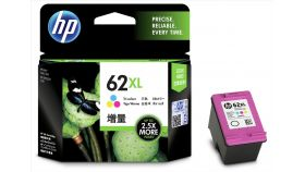Консуматив HP 62XL Value Original Ink Cartridge; CMY;  Page Yield 415; HP ЕNVY 5640; 7640