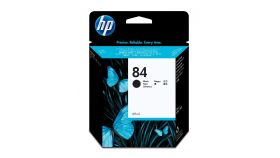Консуматив HP 84 Standard Original Ink Cartridge; Black;  ; HP DesignJet 10, 20, 30, 50, 90, 120, 130
