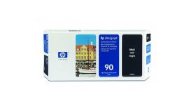 Консуматив HP 90 Standard Original Ink Cartridge; Black;  ; HP DesignJet 4000, 4020, 4500, 4520