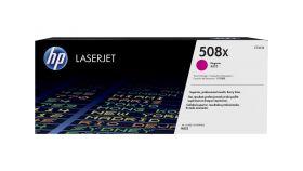 Консуматив HP 508X Original LaserJet cartridge; magenta; 9500 Page Yield ; ; HP Color LaserJet Enterprise M552/M553/ M577