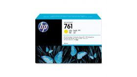 Консуматив HP 761 Standard 1-Pack Original Ink Cartridge; Yellow;  ; HP DesignJet T7100