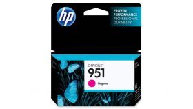 Консуматив HP 951 Standard Original Ink Cartridge; Magenta;  Page Yield 700; HP OfficeJet Pro 251; 276; 8100; 8600