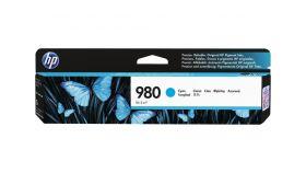 Консуматив HP 980 Standard 1-Pack Original Ink Cartridge; Cyan;  Page Yield 6600; HP OfficeJet Enterprise Color X555