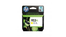 Консуматив HP 953XL Value Original Ink Cartridge; Yellow;  Page Yield 1600; HP OfficeJet Pro 7740; 8210; 8218; 8710; 8715; 8720; 8725; 8730