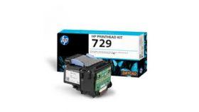 Консуматив HP 729 Combo Pack - Printhead Original Ink Cartridge; Black\Cyan\Magenta\Yellow;  ; HP DesignJet T730, T830