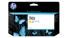 Консуматив HP 744 Standard 1-Pack Original Ink Cartridge; Magenta + yellow;  ; HP DesignJet Z2600, Z5600