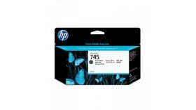 Консуматив HP 745 Standard 1-Pack Original Ink Cartridge; Matte Black;  ; HP DesignJet Z2600, Z5600