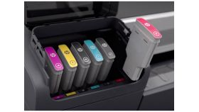 Консуматив HP 745 Standard 1-Pack Original Ink Cartridge; Photo Black;  ; HP DesignJet Z2600, Z5600