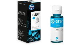 Консуматив HP GT52 Original Ink Cartridge; Cyan;  Page Yield 8000; HP DeskJet GT 5810; 5820