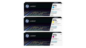 Консуматив HP 410X Original LaserJet cartridge; Cyan; Magenta; Yellow; 5000 Page Yield ; 3 - pack; HP Color LaserJet Pro M377/M452/MFP M477