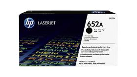 Консуматив HP 652A Original LaserJet cartridge; black; 11500 Page Yield ; 1 - pack; HP Color LaserJet Enterprise MFP M680/M651