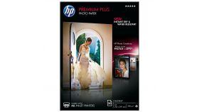 Хартия HP CR672A Premium Plus Glossy Photo Paper white 300g/m2 A4 20 sheets 1-pack