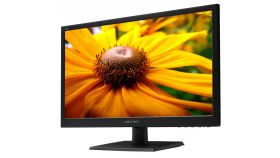 "HANNS.G HP205DJB Монитор 19.5""W  LED Anti glare,1600x900 170/160 VGA DVI Audio Black Matt, Height adj."