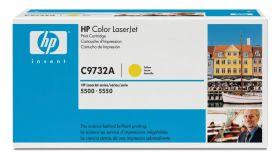 Консуматив HP 645A Original LaserJet cartridge; yellow; 12000 Page Yield ; 1 - pack; CLJ 5500/5550